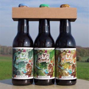 Pack découverte – 3 bouteilles 33cl