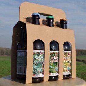 Pack découverte – 6 bouteilles 33cl